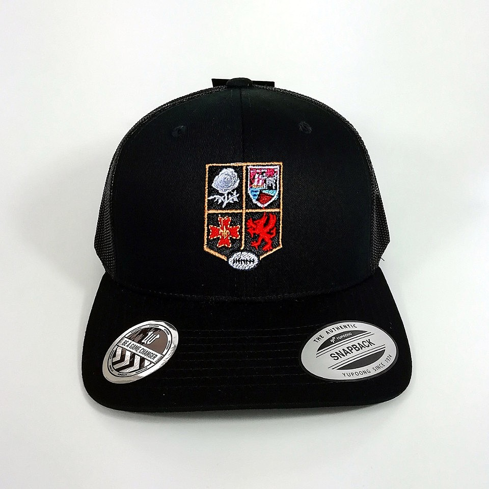 Retro Trucker Cap with Logo